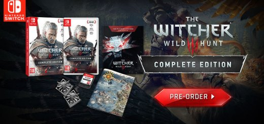 The Witcher 3: Wild Hunt [Complete Edition], The Witcher 3: Wild Hunt, The Witcher 3, Warner Home Video Games, Nintendo, Nintendo Switch, Switch, release date, gameplay, features, price, pre-order, E3, E3 2019,