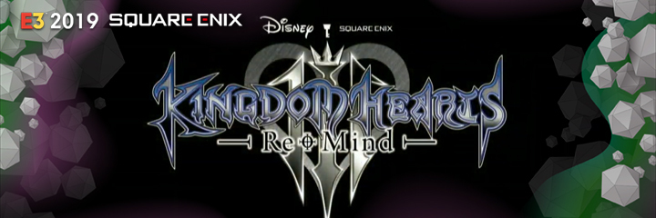 Kingdom Hearts 3 Re:Mind, SQUARE ENIX, e3 2019