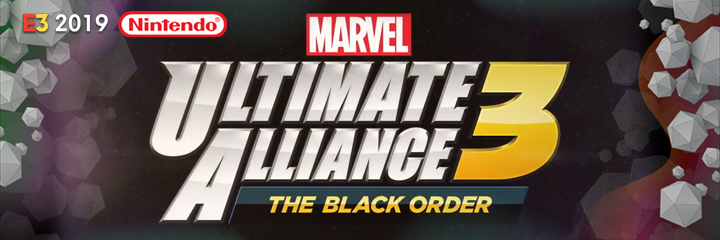 nintendo switch, e3 2019, the ultimate alliance 3 the black order