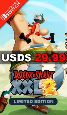 ASTERIX & OBELIX XXL 2 [LIMITED EDITION] Microids
