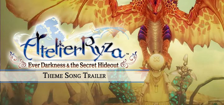 Atelier Ryza, Atelier Ryza: Ever Darkness & the Secret Hideout, Atelier Ryza: The Queen of Eternal Darkness and the Secret Hideout, Ryza no Atelier: Tokoyami no Joou to Himitsu no Kakurega, PlayStation 4, PS4, Switch, Nintendo Switch, Japan, release date, gameplay, features, screenshots, pre-order, new trailer, news, update, theme song, Rainbow Summer