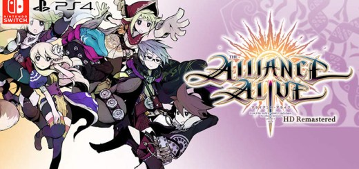 Alliance Alive, Alliance Alive HD Remastered, PS4, PlayStation 4, Nintendo Switch, Switch, US, Europe, Australia, Japan, Pre-order, NIS America, FuRyu, アライアンス・アライブ HDリマスター