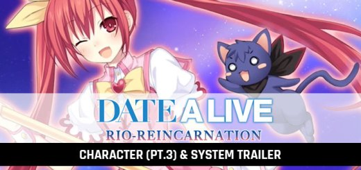 Date A Live: Rio Reincarnation, PlayStation 4, North America, Europe, US, West, Idea Factory, pre-order, release date, price, gameplay, features, update, news