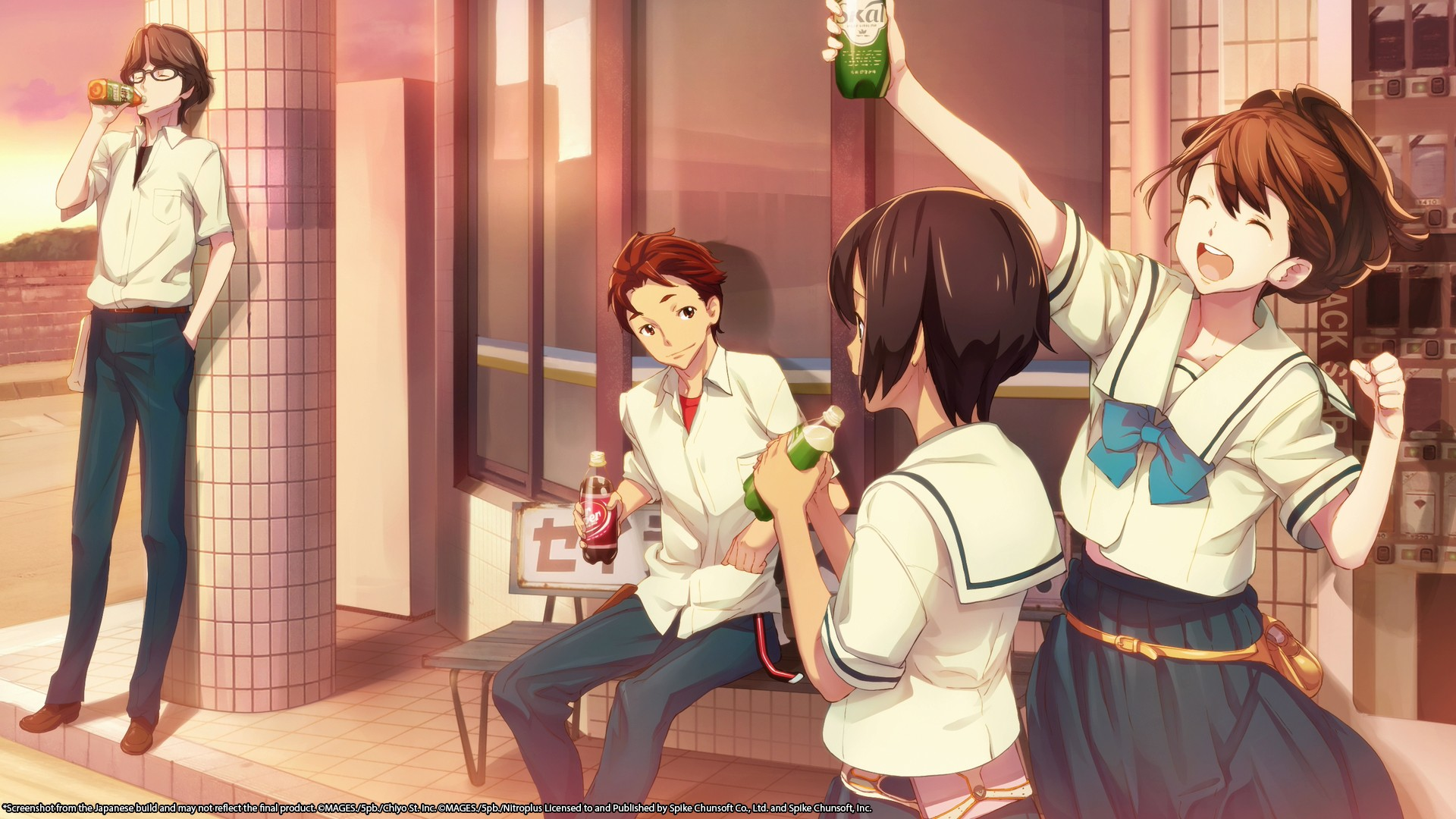 Robotics;Notes Elite, Nintendo Switch, Switch, Playstation 4, PS4, US,North America, date, gameplay, features, price, pre-order, 5pb, Spike Chunsoft, english version