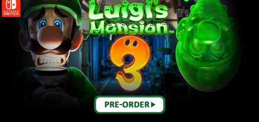 Luigi's Mansion 3, Nintendo switch, switch, Japan, AU, EU, US, australia, europe, north america, release date, gameplay, features, price, pre-order, nintendo, next level games, luigi's mansion