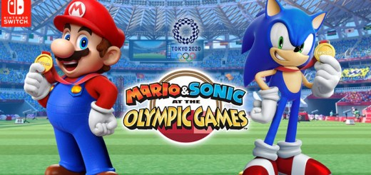 Mario & Sonic at the Olympic Games: Tokyo 2020, Tokyo Olympics 2020, Nintendo Switch, Switch, US, Europe, Japan, Asia, Pre-order, Sega