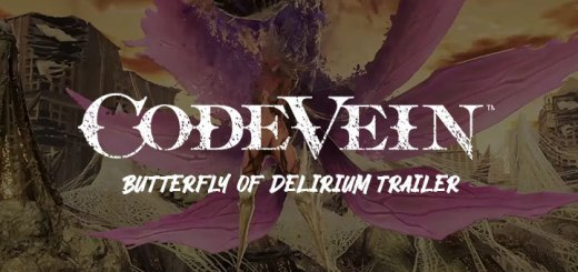 Code Vein, XONE, Xbox One,PS4, Playstation 4, North America, US, EU, Europe, Japan, Asia, release date, gameplay, features, price, pre-order, bandai namco,butterfly of delirium, new character trailer