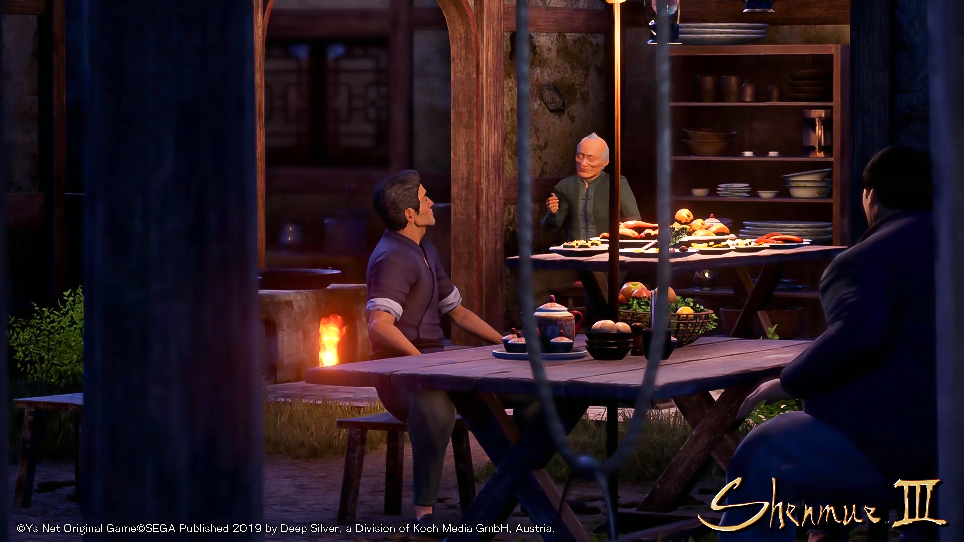 Shenmue III, Shenmue 3, release date, gameplay, trailer, PlayStation 4, game, update, new trailer, tokyo game show 2019, tgs2019