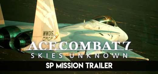 Ace Combat 7: Skies Unknown, Bandai Namco, PlayStation 4, PlayStation VR, Xbox One, PS4, PSVR, XONE, US, Europe, Japan, update, DLC, Season Pass
