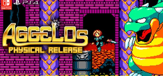 Aggelos, PS4, Nintendo Switch, Switch, Europe, PQube, Pre-order, Physical release, PlayStation 4