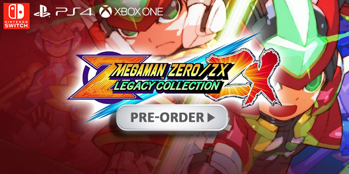 Psn Free Games January 2020.Mega Man Zero Zx Legacy Collection Coming On January 2020