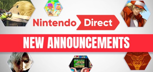 Nintendo, Nintendo Direct, Nintendo Switch, Switch