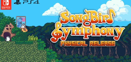 Songbird Symphony, PS4, Nintendo Switch, Switch, Europe, Pre-order, PQube