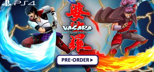 Vasara Collection, Chorus Worldwide, PlayStation 4, PS4, release date, gameplay, features, price, pre-order, Japan, 婆裟羅コレクション