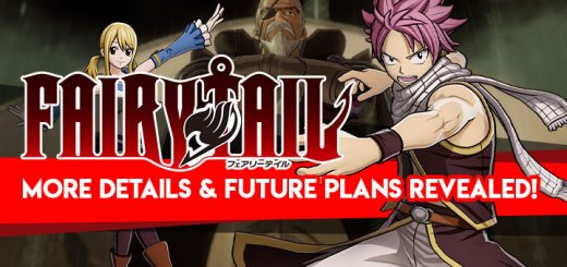 Fairy Tail, PS4, Switch, PlayStation 4, Nintendo Switch, release date, features, price, pre-order, US, North America, news, update, gameplay