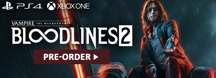 vampire: The masquerade, vampire: the masquerade bloodlines 2 ps4, playstation 4, xone, xbox one, europe, north america, us, eu, release date, gameplay, features, price, pre-order,hardsuit labs, paradox interactive