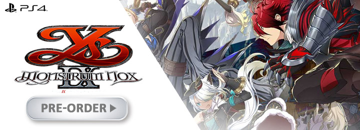 Ys IX: Monstrum Nox, Japan, PS4, PlayStation 4, release date, gameplay, features, price, trailer, pre-order, update, news, new gameplay trailer, new trailer, tokyo game show 2019, tgs2019