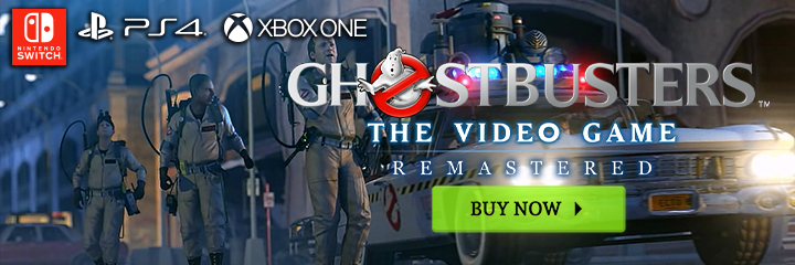 ghostbusters game, ghostbusters: the video game remastered, ps4, playstation 4, switch, nintendo switch, xone, xbox one, au, australia, europe,au, release date, EU, gameplay, features, price, buy now,mad dog games, saber interactive