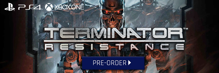 terminator game,terminator: resistance, xone, xbox one ,ps4, playstation 4 ,eu, europe, US, north america, release date, gameplay, features, price, pre-order,reef entertainment, teyon