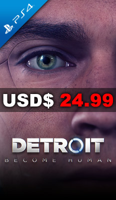 DETROIT: BECOME HUMAN Sony Computer Entertainment