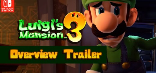 luigi's mansion 3, , nintendo switch, switch, luigi's mansion game, north america, us, eu, europe, japan, au, australia, pre-order, gameplay, features, price, nintendo, next level games, japanese trailer, overview trailer, japanese tv commercial
