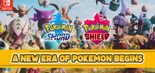 Pokemon Sword & Shield, Pokemon, Pokemon Sword and Shield, news, update, new trailer, release date, gameplay, features, price, Nintendo Switch, Switch, Pokemon Sword, Pokemon Shield, Nintendo, pre-order, A new era of Pokemon begins