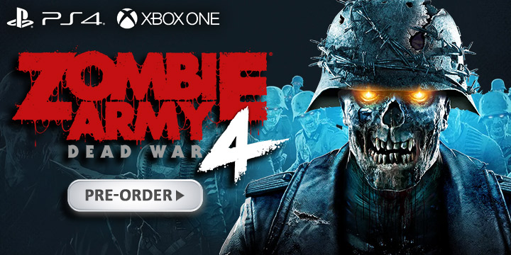Ps4 Free Games February 2020.Zombie Army 4 Dead War Comes To Xone And Ps4 This 2020