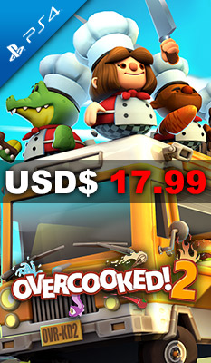 OVERCOOKED! 2 Sold Out Sales & Marketing Ltd. (Sold Out)