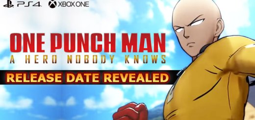 one punch man: a hero nobody knows,bandai namco, spike chunsoft us, north america,europe,australia, japan, release date, gameplay, features, price,pre-order now, ps4, playstation 4, xone, xbox one, release date revealed, one punch man game