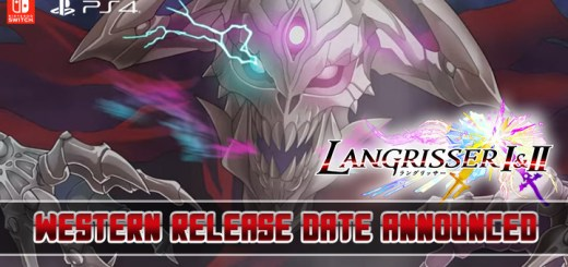 Langrisser I & II, PS4, Switch, Nintendo Switch, PlayStation 4, North America, US, Europe, West, western release, pre-order, release date, gameplay, features, price, trailer, NIS America, news, update
