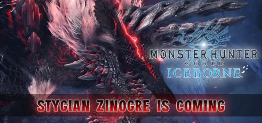 Monster Hunter World: Iceborne Master Edition, Monster Hunter World, Master Edition, PlayStation 4, Xbox One, North America, US, Japan, Asia, Europe, Capcom, update, Australia, Stygian Zinogre