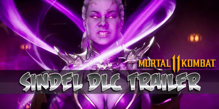 Mortal Kombat, Mortal Kombat 11, PS4, XONE, Switch, PlayStation 4, Xbox One, Nintendo Switch, US, Europe, Asia, update, DLC, Sindel