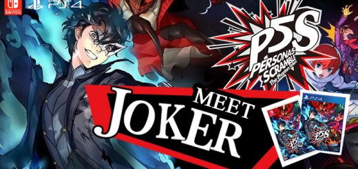 Persona 5 Scramble: The Phantom Strikers, release date, announced, PS4, Switch, PlayStation 4, Nintendo Switch, Japan, Atlus, Koei Tecmo, trailer, news, update, Persona 5, Persona 5 Scramble, Joker, Joker trailer