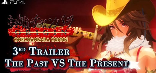 Onechanbara Origin, D3 Publisher, PS4, PlayStation 4, release date, Japan, pre-order, price, gameplay, features, new trailer, trailer, screenshots, news, update, third trailer