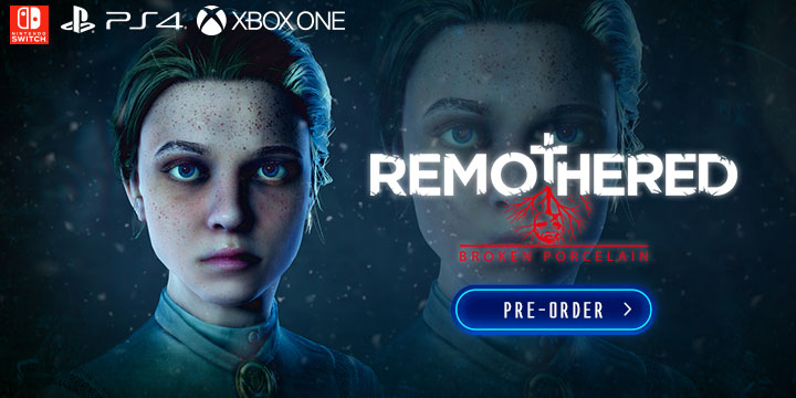 Upcoming 2020 Games.Remothered Broken Porcelain Coming This 2020 Pre Order Now