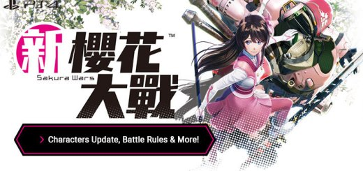 Project Sakura Wars, PlayStation 4, Sega, PS4, news, update, details, Japan, Asia, pre-order, gameplay, features, price