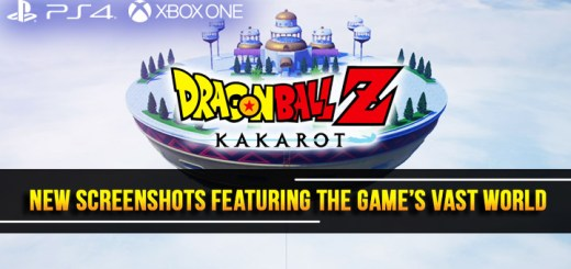 dragon ball z: kakarot, dragon ball z game, ps4, playstation 4 , xone, xbox one, , north america,us, europe, australia, japan, asia, release date, gameplay, features, price, pre-order now, new location screenshots