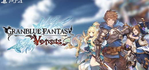 Granblue Fantasy Versus, Granblue Fantasy, PS4, PlayStation 4, Cygames, グランブルーファンタジー ヴァーサス, pre-order, Japan, Asia