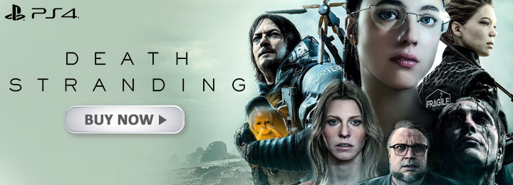 Death Stranding, PS4, PlayStation 4, PC, update, Japan, Us, Europe, Asia