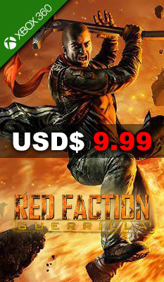 Red Faction: Guerrilla, THQ