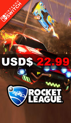 Rocket League [Ultimate Edition], Warner Home Video Games
