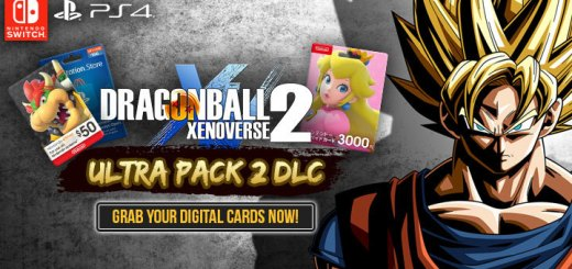Dragon Ball: Xenoverse 2, Dragon Ball Xenoverse 2, Bandai Namco, Switch, Nintendo Switch, PS4, PlayStation 4, release date, US, North America, Japan, Ultra Pack 2, DLC, additional content, release date, gameplay, features, new trailer