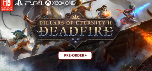 Pillars of Eternity II: Deadfire, xone, xbox one,switch, nintendo switch, ps4, playstation 4,us, north america, europe, release date, gameplay, features, price, pre-order now, physical release, obsidian entertainment, versus evil