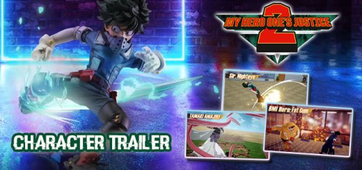 My Hero One's Justice 2, My Hero One's Justice, My Hero Academia, Boku no Hero Academia, PS4, PlayStation 4, Xbox One, XONE, Nintendo Switch, Switch, Pre-order, Bandai Namco Entertainment, Bandai Namco, Boku no Hero Academia: One's Justice 2, characters, update, Japan, character trailer