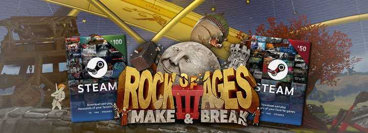 Rock of Ages 3: Make & Break, PS4, XONE, Switch, PlayStation 4, Xbox One, Nintendo Switch, US, Europe, update, closed alpha test, PC