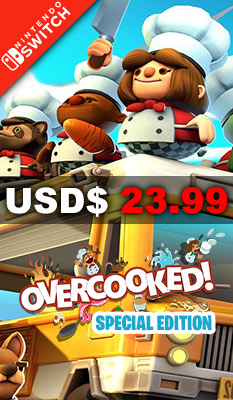 OVERCOOKED: SPECIAL EDITION Sold Out Sales & Marketing Ltd.