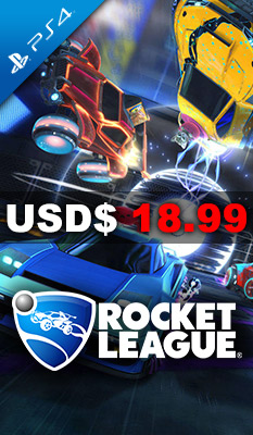 ROCKET LEAGUE [ULTIMATE EDITION] Warner Home Video Games