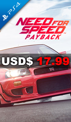 NEED FOR SPEED PAYBACK Electronic Arts