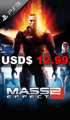 MASS EFFECT 2 Electronic Arts
