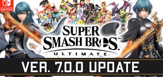 Dairantou Smash Bros. Special, Super Smash Bros. Ultimate, Switch, Nintendo Switch, Europe, release date, features, price, buy now, Japan, North America, Nintendo, Software Update, Version 7.0.0, Patch Notes, Fighter Adjustments, Update now available
